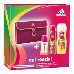 ADIDAS ���������� ����� Get Ready Women ��������� ����, ����� 30 �� + ����������-����� 150 �� + ���� ��� ���� 250�� + �������� ����������