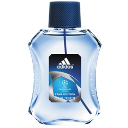 ADIDAS UEFA Champions League Star Edition Туалетная вода, спрей 50 мл