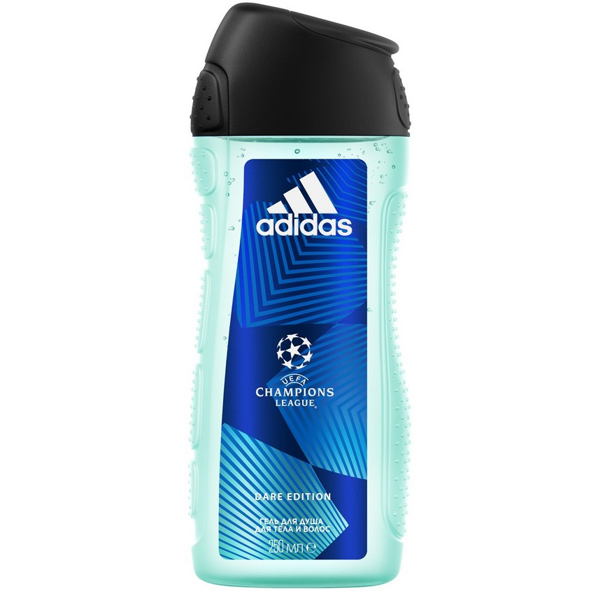 ADIDAS Гель для душа UEFA Champions League Dare Edition  - Купить