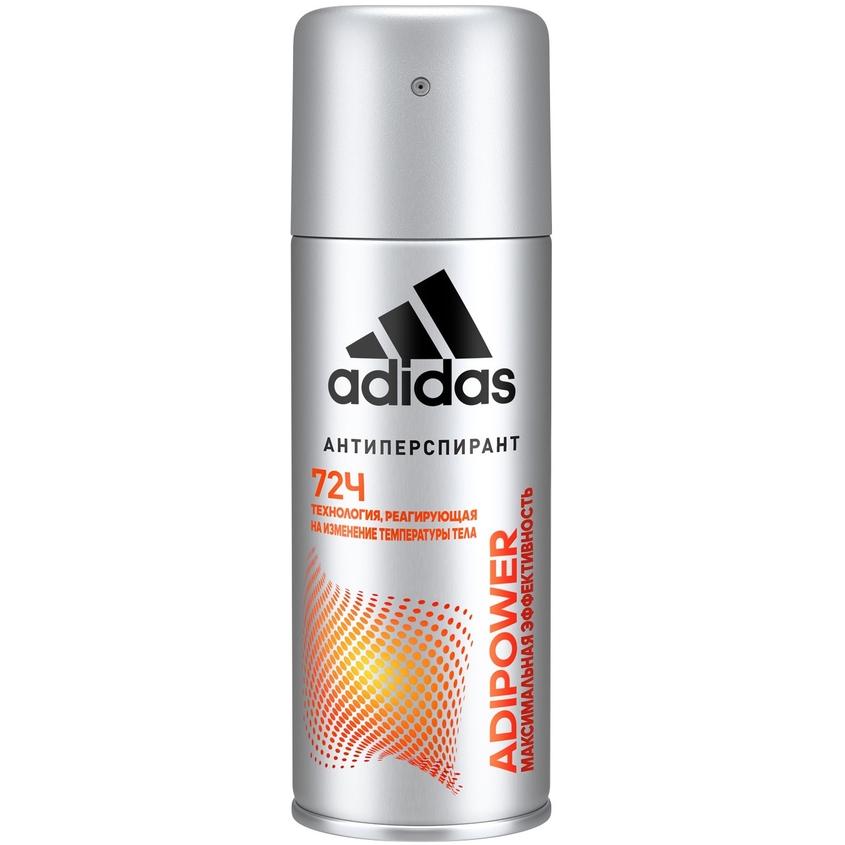 ADIDAS Дезодорант-спрей для мужчин Adipower