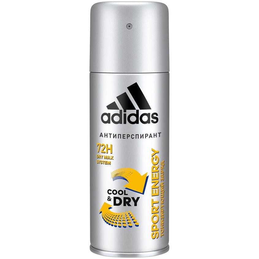 ADIDAS Дезодорант-спрей Sport Energy.