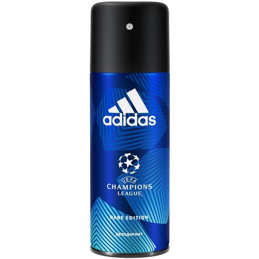 Купить ADIDAS Дезодорант-спрей UEFA Champions League Dare Edition