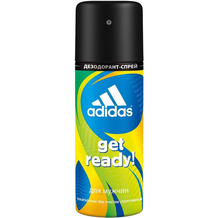 ADIDAS Дезодорант-спрей Get Ready! For him.