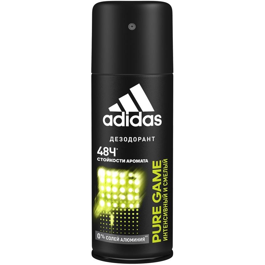 ADIDAS Дезодорант-спрей для мужчин Pure Game.