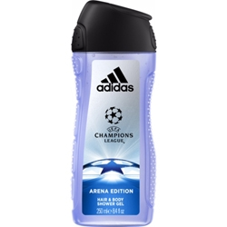 ADIDAS Гель для душа UEFA Champions League Arena Edition 250 мл