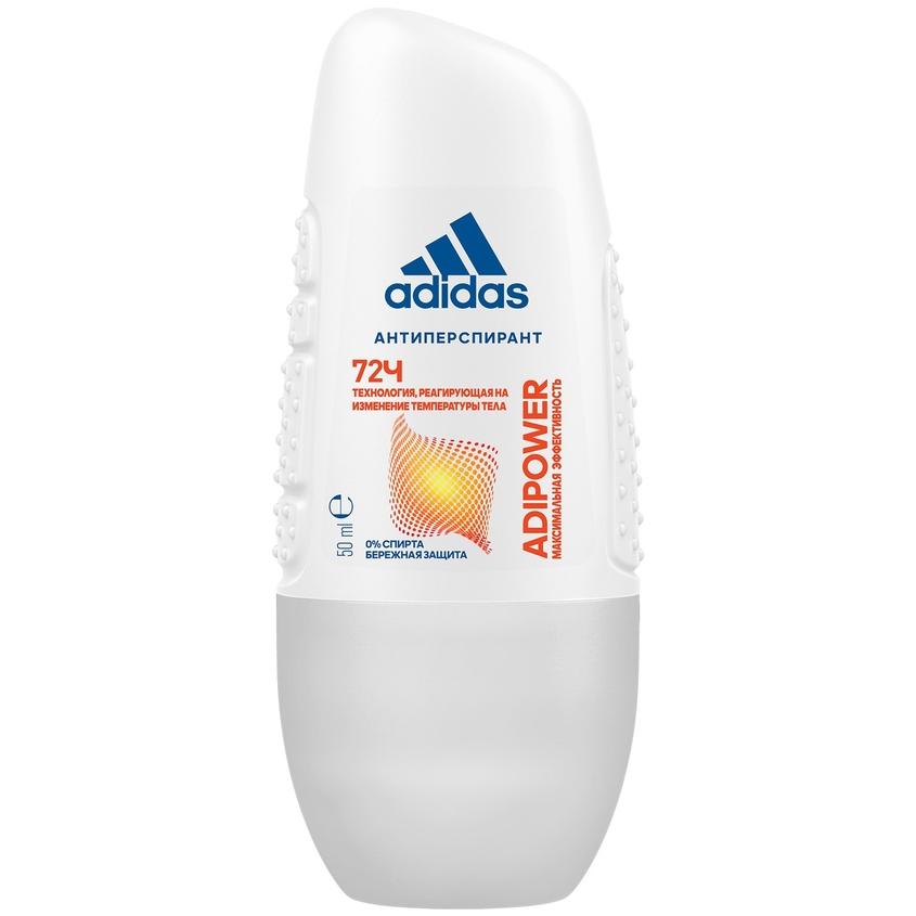 ADIDAS Роликовый дезодорант-антиперспирант для женщин Adipower