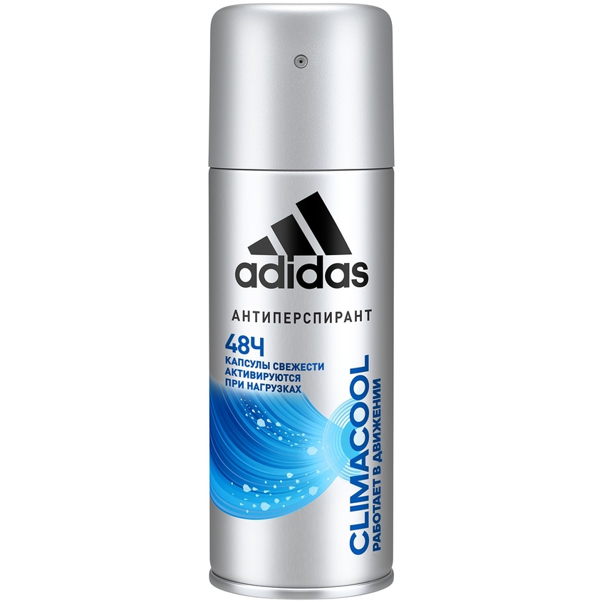 ADIDAS Дезодорант-спрей для мужчин Climacool