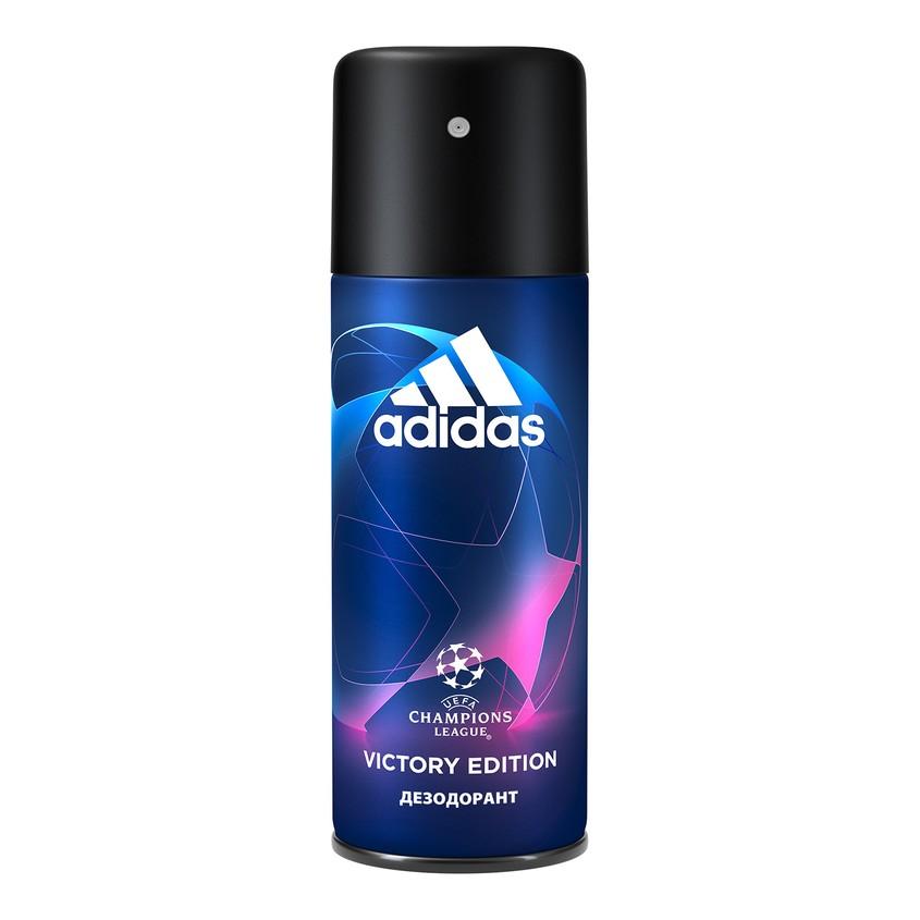 Купить со скидкой ADIDAS Дезодорант-спрей Uefa Champions League Victory Edition