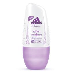 ADIDAS Роликовый дезодорант-антиперспирант для женщин Soften