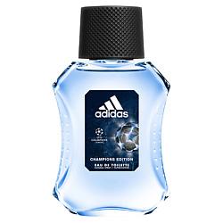 ADIDAS UEFA Champions League Champions Edition Eau De Toilette Туалетная вода, спрей 50 мл cacharel туалетная вода женская amor amor l eau 50 мл os