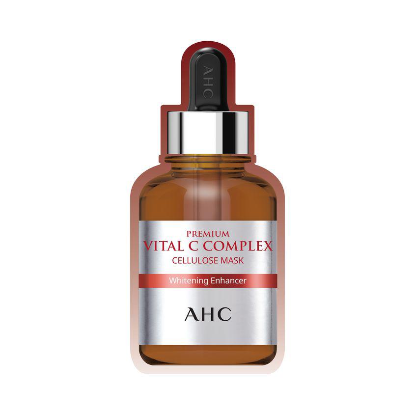 AHC Premium Mask маска для лица целлюлозная с витамином С