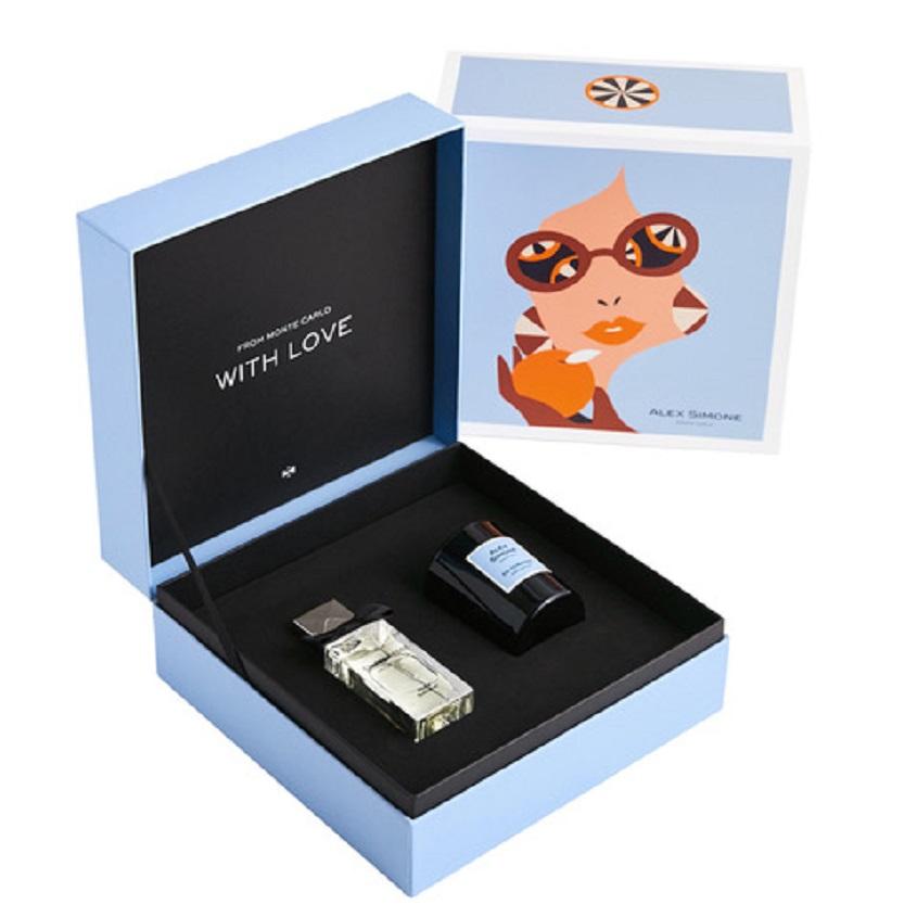 ALEX SIMONE Gift Box En Terrasse