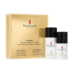 ELIZABETH ARDEN Комплекс для мгновенного улучшения кожи лица и шеи Ceramide Boosting 5-Minute 30 мл   15 мл