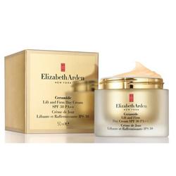 ELIZABETH ARDEN Укрепляющий и подтягивающий кожу увлажняющий крем с церамидами для зрелой кожи SPF30 50 мл