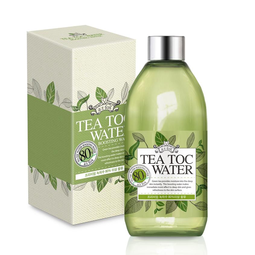 A;T FOX Лосьон для лица увлажняющий TEA TOC WATER