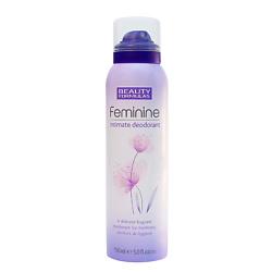Купить BEAUTY FORMULAS Дезодорант для женской интимной гигиены 150 мл
