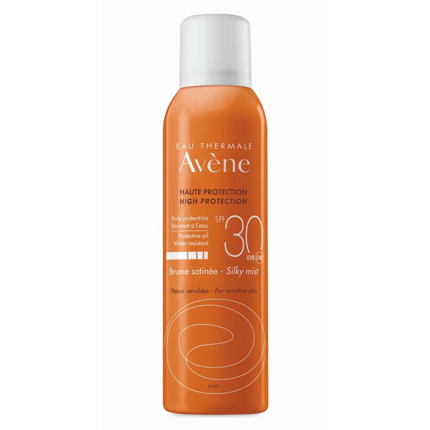 Купить AVENE Спрей для лица и тела невесомый солнцезащитный SPF30