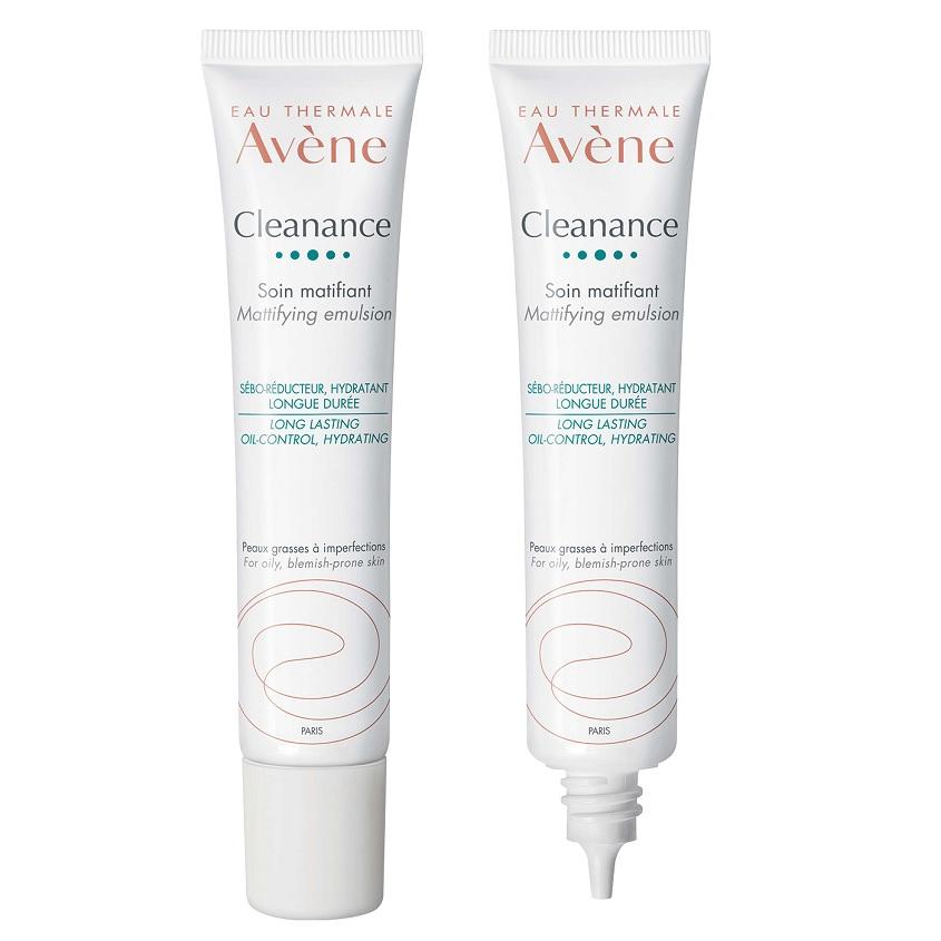 AVENE CLEANANCE EXPERT Себорегулирующая кераторегулирующая эмульсия для проблемной кожи