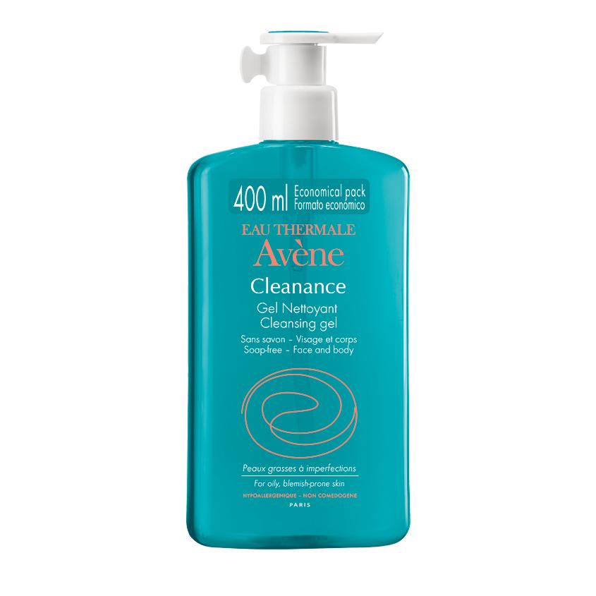 AVENE Cleanance Очищающий гель для жирной проблемной кожи