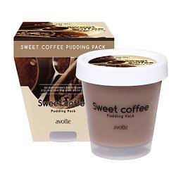 AVOTTE Крем для лица SWEET COFFEE PUDDING 200 мл