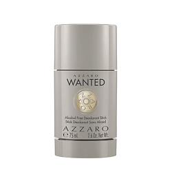 AZZARO AZZARO Дезодорант-стик Wanted 75 мл liberta дезодорант стик дезодорант стик