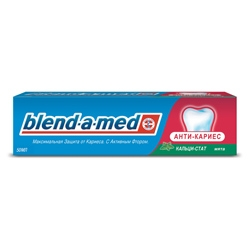 BLEND-A-MED Зубная паста Анти-Кариес Мята 50 мл
