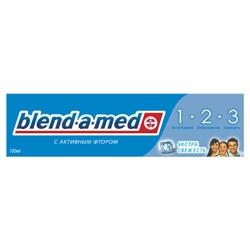 BLEND-A-MED Зубная паста 3-Эффект Экстра Свежесть 100 мл