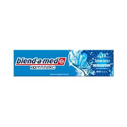 BLEND-A-MED Зубная паста Комплекс 7 Ополаскиватель Экстра Свежесть 100 мл