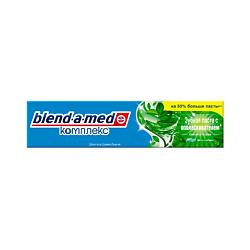 BLEND-A-MED Зубная паста Комплекс 7 Ополаскиватель Травы 100 мл