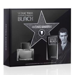 ANTONIO BANDERAS Подарочный набор Seduction in Black