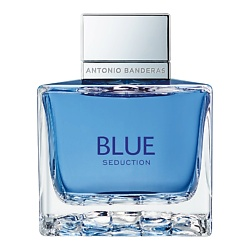 ANTONIO BANDERAS Blue Seduction for Men Туалетная вода, спрей 50 мл туалетная вода antonio banderas blue seduction объем 50 мл вес 100 00