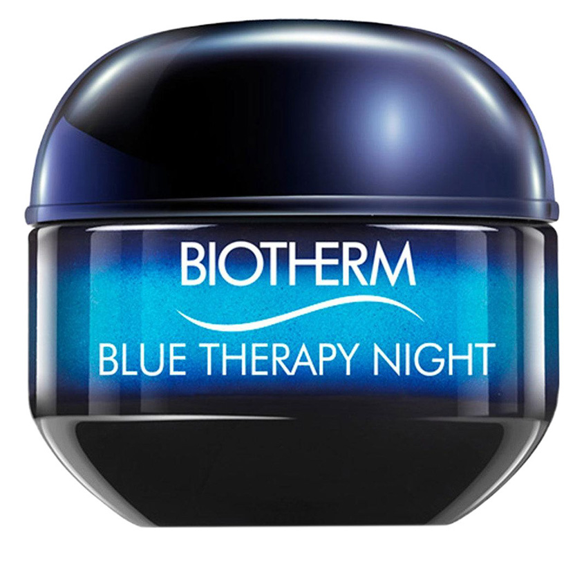 BIOTHERM Ночной крем против старения Blue Therapy.