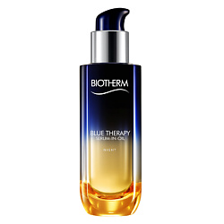 BIOTHERM Ночная восстанавливающая сыворотка-масло Blue Therapy Serum-in-Oil 30 мл