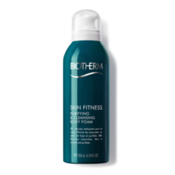 BIOTHERM Очищающая пена для тела Skin Fitness Purifying Body Foam 200 мл biotherm biotherm питательный бальзам для тела baume corps 200 мл