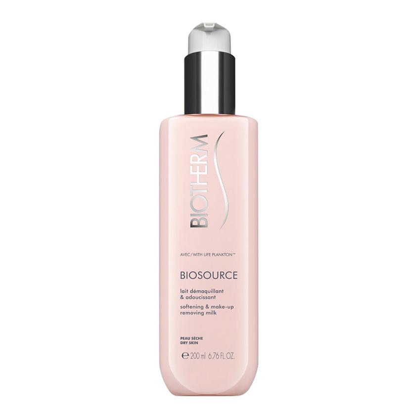 BIOTHERM Молочко для снятия макияжа для сухого типа кожи Biosource