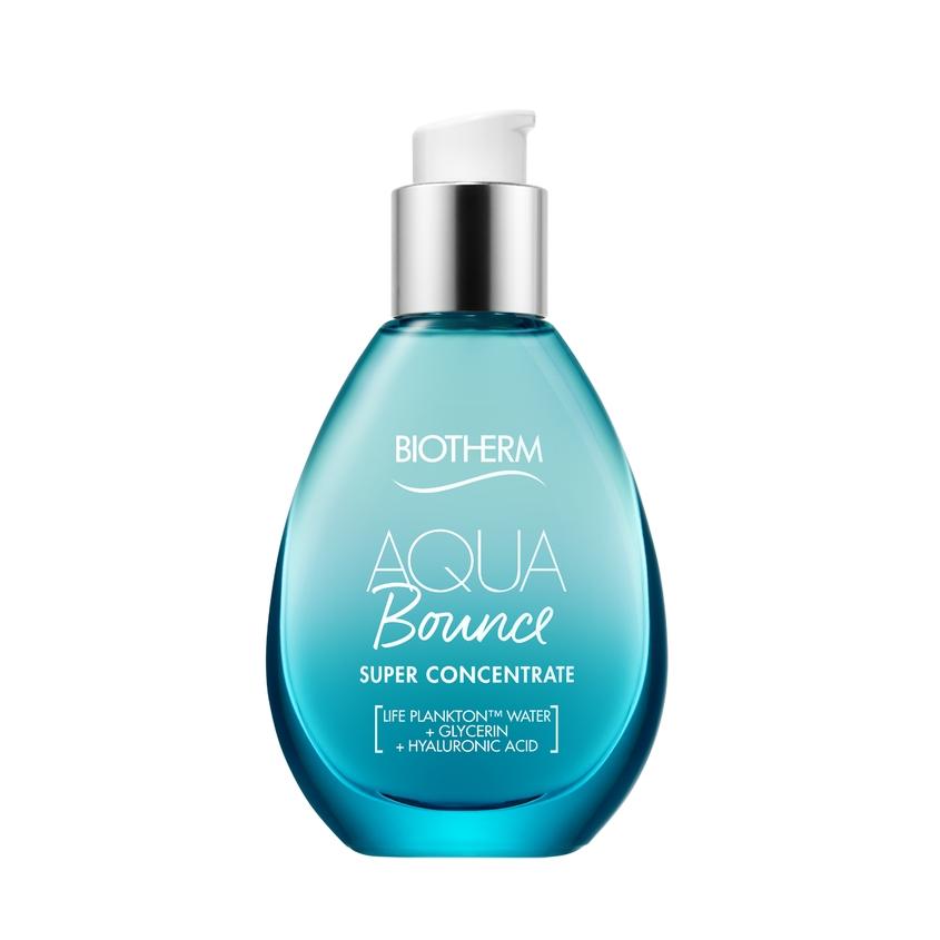 BIOTHERM Концентрат для лица Увлажнение и упругость Aqua Bounce.