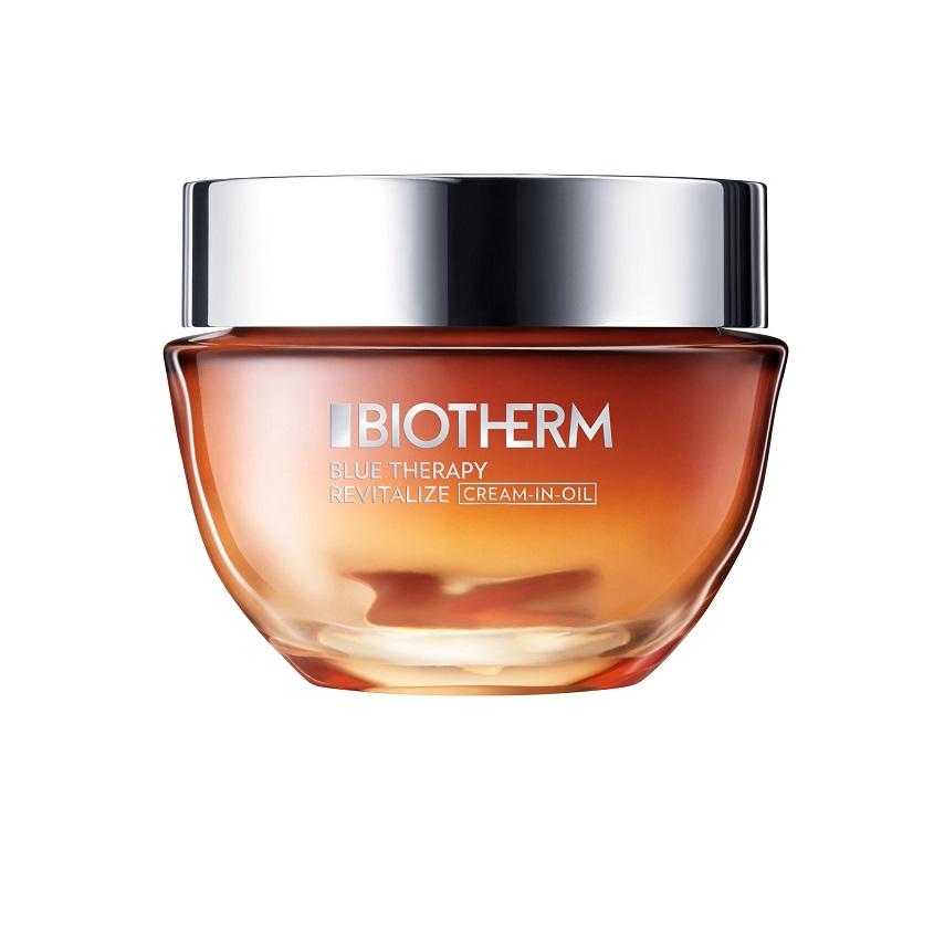 BIOTHERM Восстанавливающий питательный крем-масло для лица для нормальной и сухой кожи BLUE THERAPY Cream-in-Oil