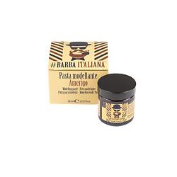 BARBA ITALIANA Моделирующая паста для бороды Америго 60 мл театральный усы и бороду