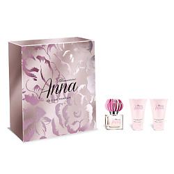 BLUMARINE Подарочный набор Anna Парфюмерная вода, спрей 30 мл + лосьон для тела 2х30 мл
