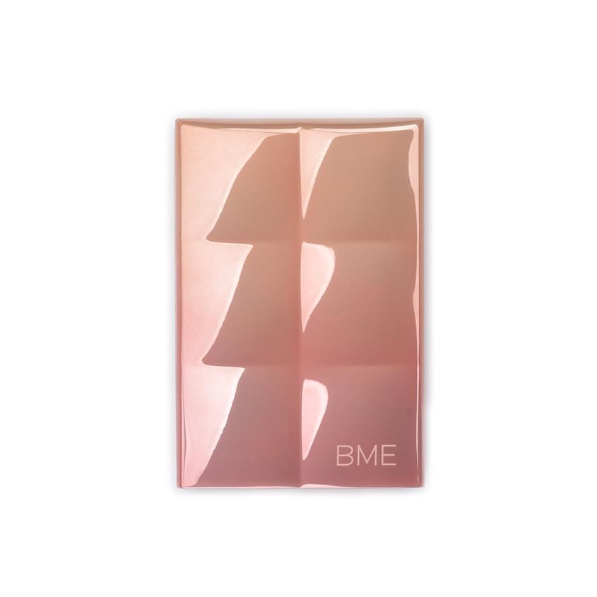 BME Палетка хайлайтер и бронзер Sunset Dream