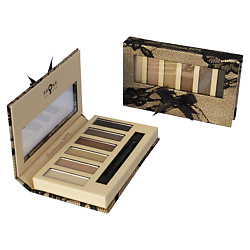 BRONX COLORS Палетка теней для век Burlesque №1 6 оттенков, 6 г sephora vintage filter палетка теней vintage filter палетка теней