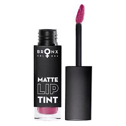 BRONX COLORS Матовый тинт для губ Matte Lip Tint PINK BEGONIA, 5 мл