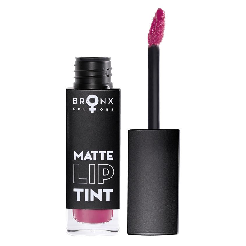 BRONX COLORS Матовый тинт для губ MATTE LIP TINT