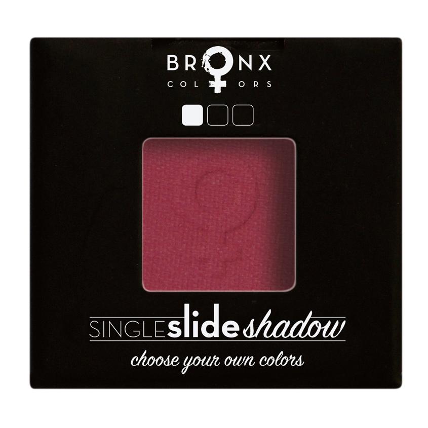BRONX COLORS Тени для век Single Slide Shadow