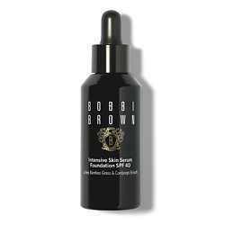 BOBBI BROWN Ухаживающее тональное средство Intensive Skin Serum Foundation SPF 40 Warm Natural