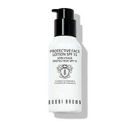 BOBBI BROWN BOBBI BROWN Лосьон для лица СЗФ15 Protective Face Lotion SPF 15 50мл olay white radiance advance fairness protective lotion spf 24 pa 75 ml