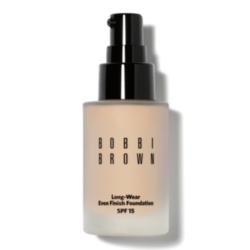 BOBBI BROWN Устойчивое тональное средство с СЗФ15 Long-Wear Even Finish Foundation SPF 15 Sand