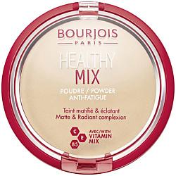 Купить со скидкой BOURJOIS Матирующая пудра Healthy Mix Powder № 01 Vanilla