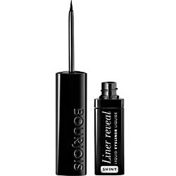 BOURJOIS Подводка Liquid Liner № 01 Shiny Black подводка the face shop ink graffi liquid liner 01 full black