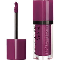Купить BOURJOIS Помада для губ ROUGE EDITION VELVET № 14 Plum Plum Girl 7, 7 г